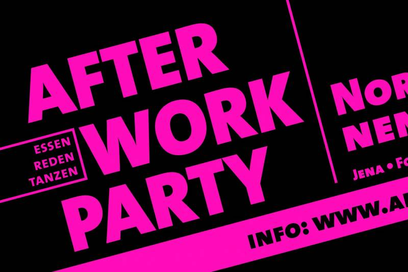After Work Party Jena
